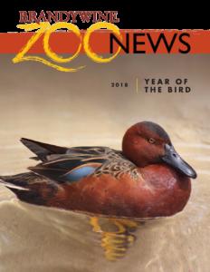 Brndywn ZooNews Spring 2018