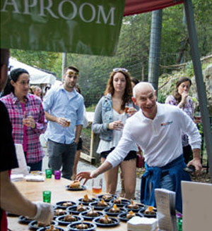 Host your corporate outing at the Brandywine Zoo
