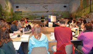 Host a meeting at the Brandywine Zoo